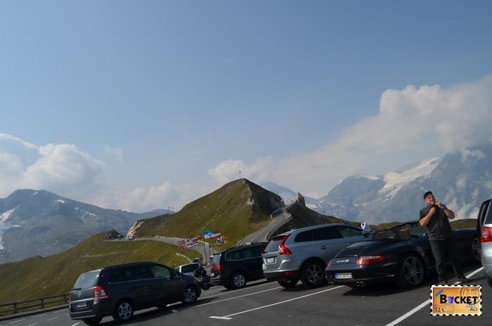 Grossglockner High Alpine Road - Fuscher Törl