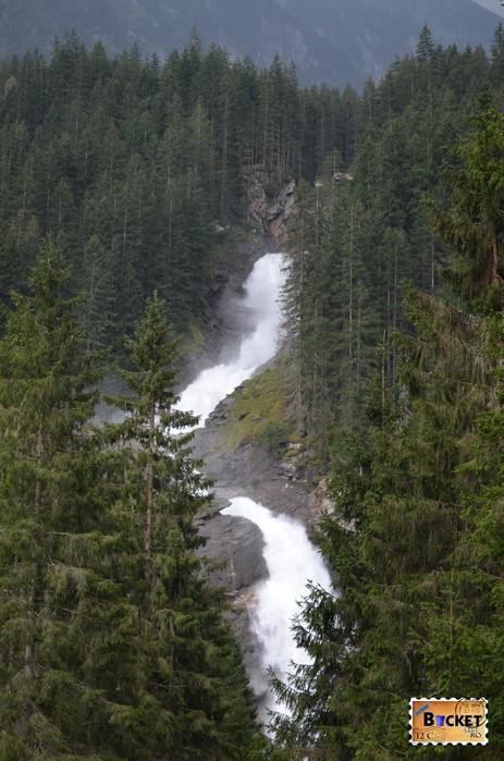cascada Krimmler - Krimmler Wasserfälle
