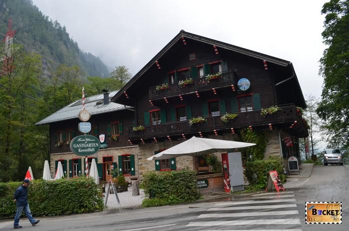 hotel Alpenhaus Kesselfall Kaprun