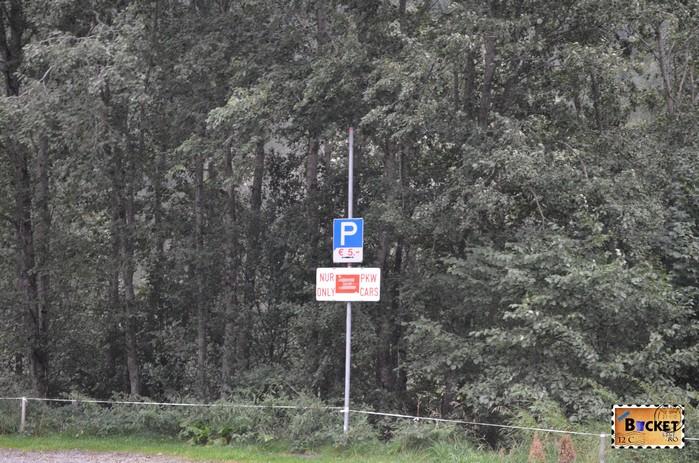 pret parcare cascada