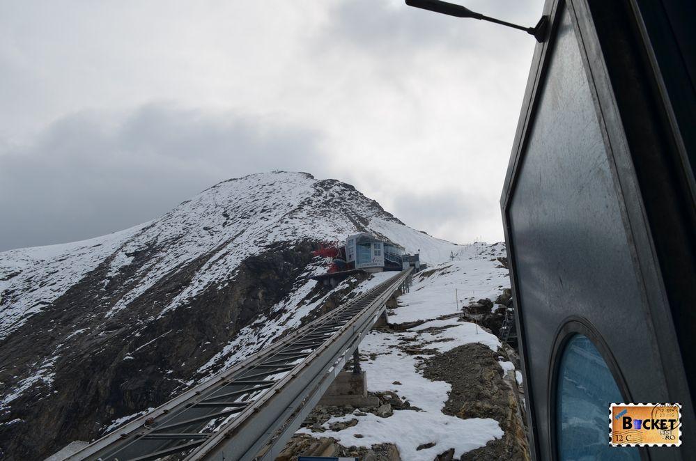 Gletscher Shuttle - Kitzsteinhorn