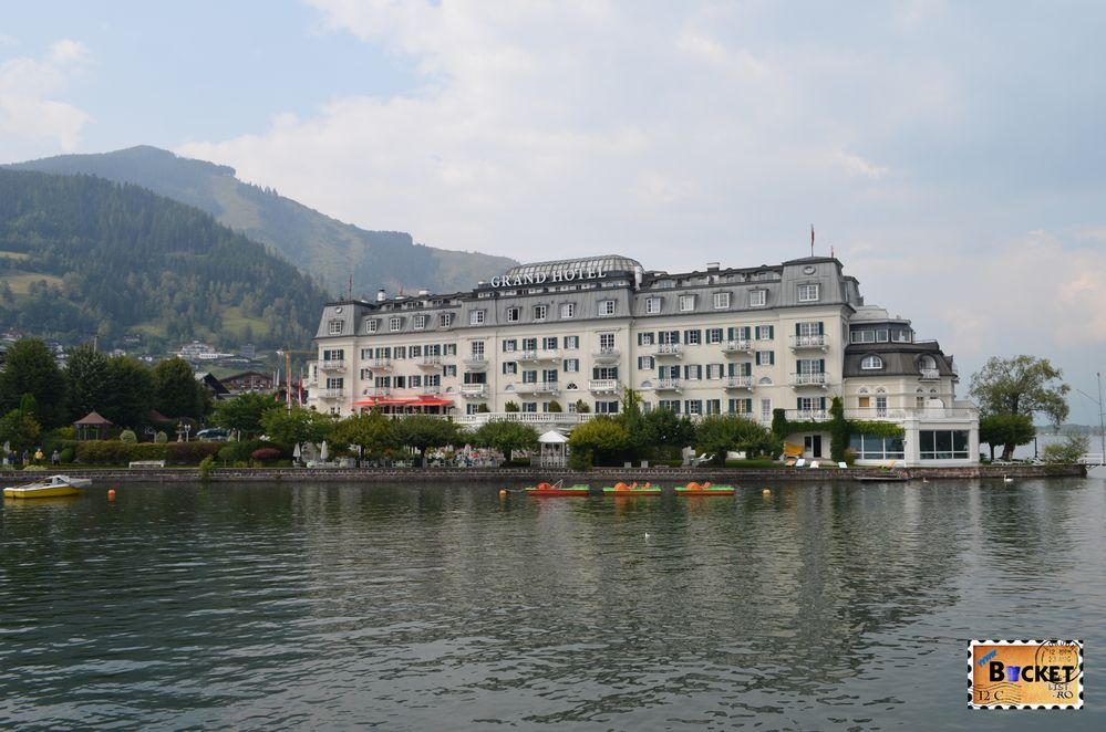 Grand Hotel din Zell am See