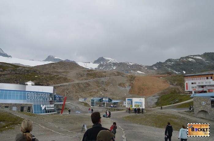 Intersport pe Kitzsteinhorn