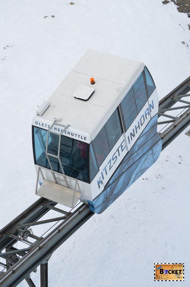Kitzsteinhorn -Gletscher Shuttle