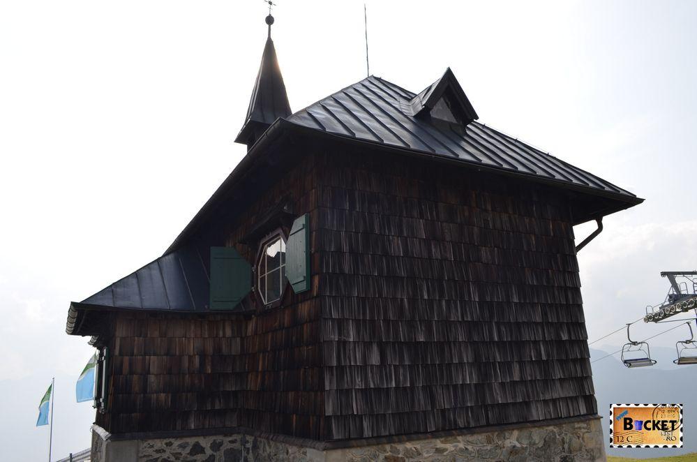 capela Elisabeta - Elisabeth chapel Schmittenhohe