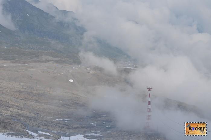 cel mai mare pilon din lume -Telecabina Gipfelbahn