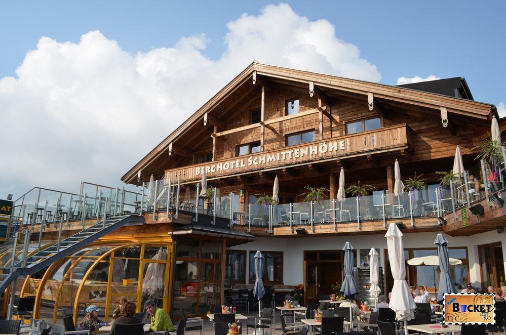 hotel Berghotel Schmittenhöhe - Zell am See
