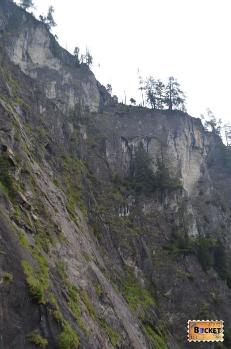 imagini din telecabina Panoramabahn