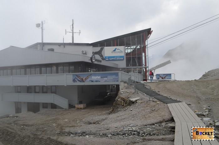 statia de la Gipfelbahn
