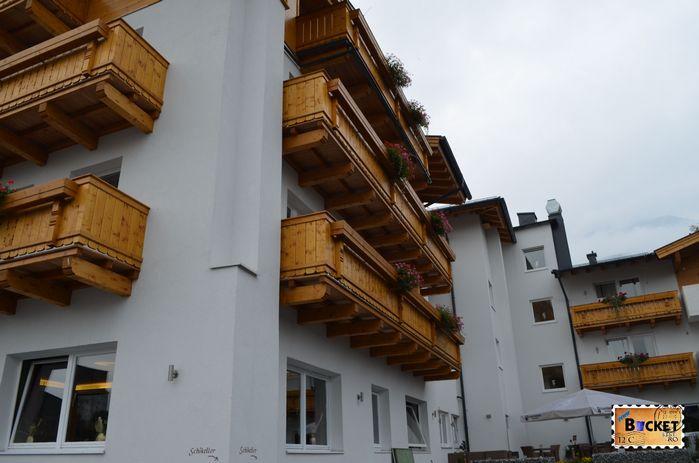 Cazare in Kaprun - hotelul Vier Jahreszeiten din Kaprun