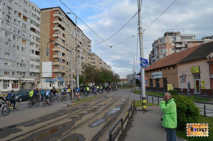 Critical Mass Oradea 2014 Bloc Cicero