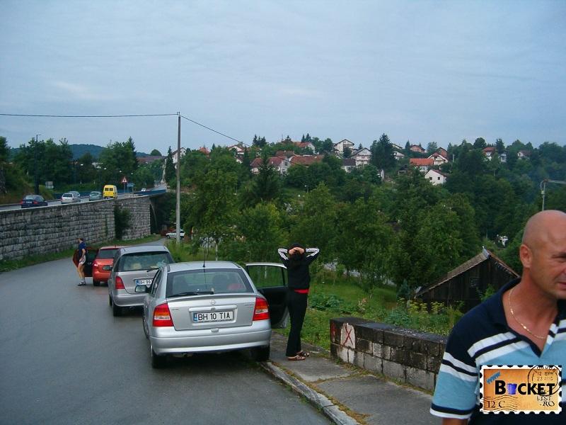 Localitatea Slunj din Croatia