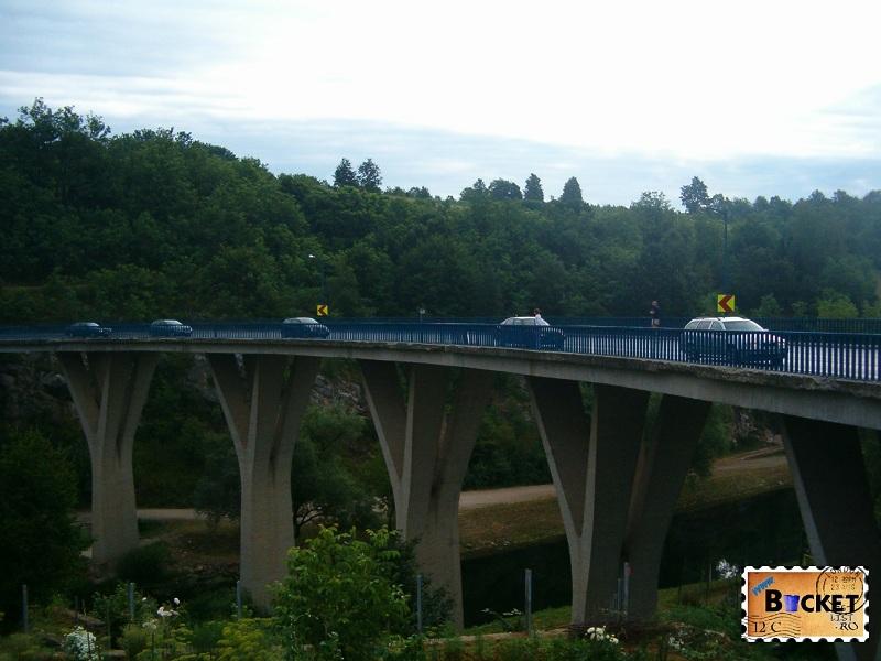 Podul peste Korana din Slunj
