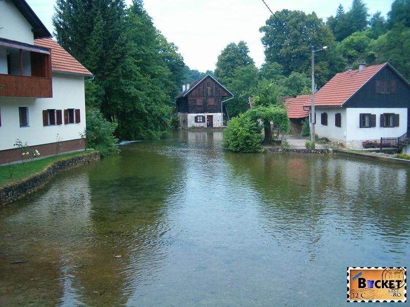 Rastoke - Slunj 2008