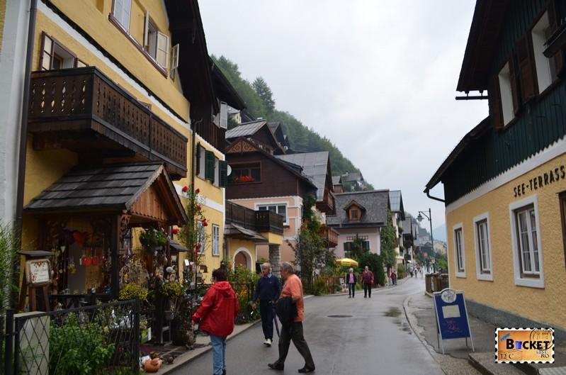Seestrasse Hallstatt