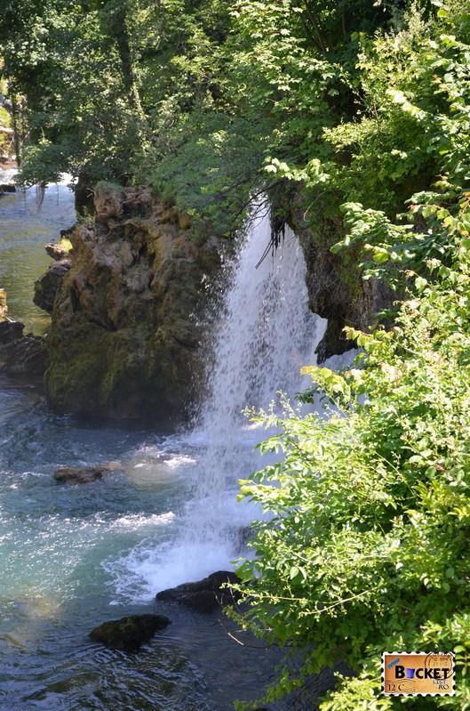 cascada Buk din Rastoke