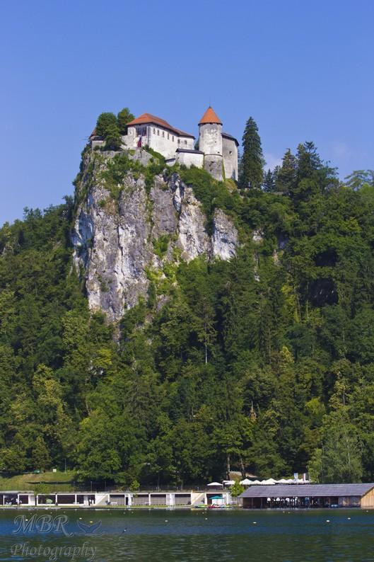 Castelul din Bled - Slovenia