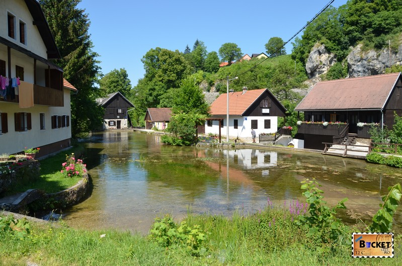 Cazare in Rastoke Slunj - cazare pentru vizita Plitvice