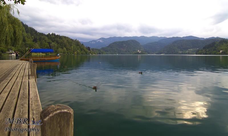 Lacul Bled - Slovenia