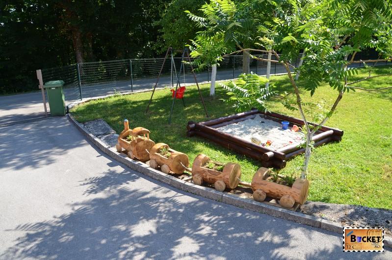 Loc de joaca - apartament Michaela Slunj - Cazare pentru Plitvice