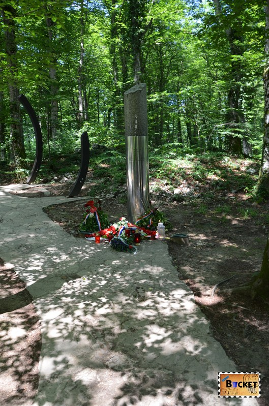 memorial Josip Jovic -Parcul Național Lacurile Plitvice din Croația