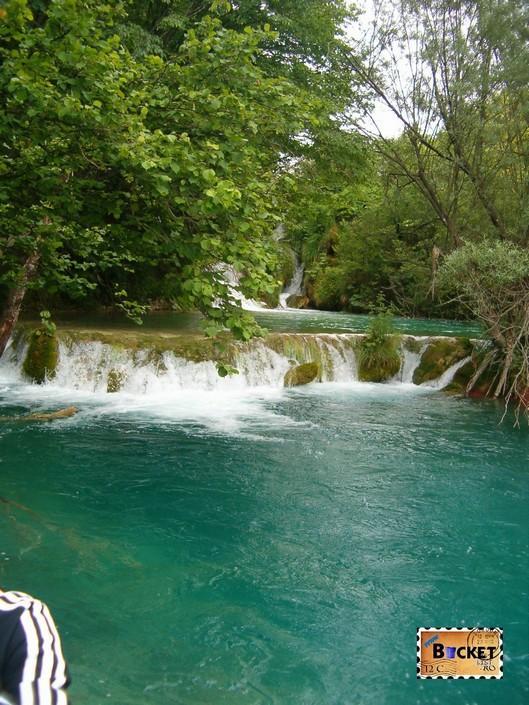 Lacurile de jos din Parcul Plitvice - cascadele Milka Trnina  (2)