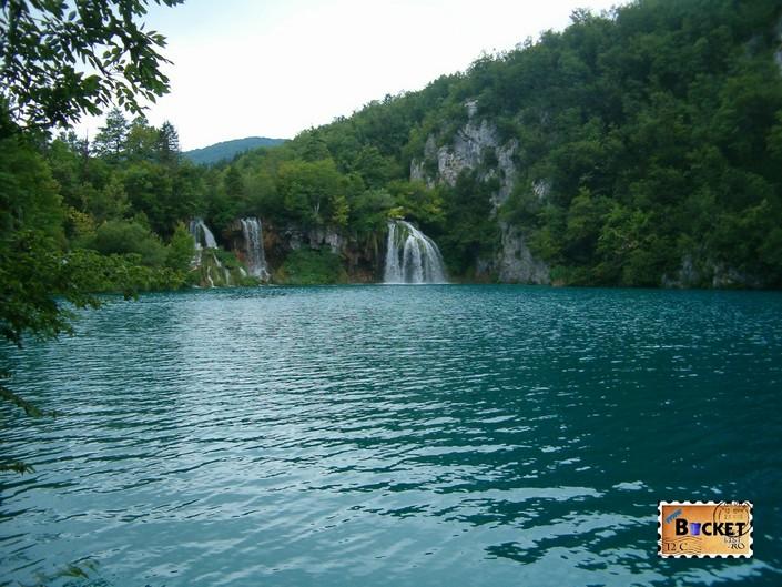 Lacurilor de jos de la Plitvice  - cascadele Milanovacki slapovi