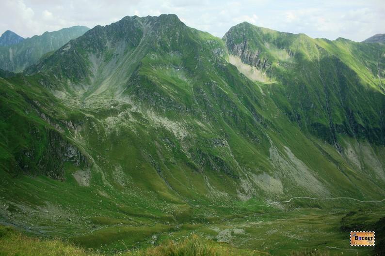 Vârful Arpașul Mic, Munții Făgăraș