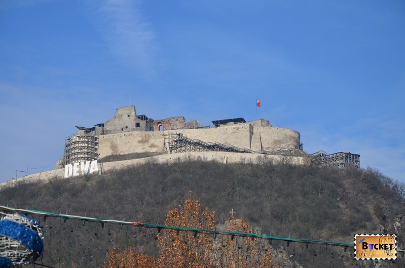 Cetatea din Deva