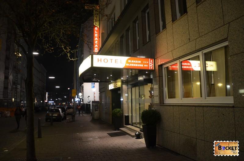 hotel Eleazar novum din Hamburg