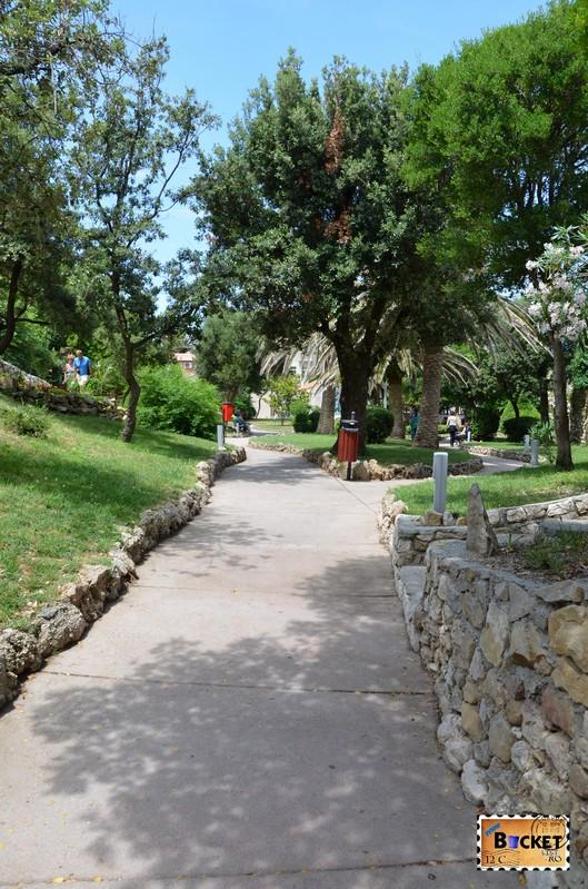 parcul Kaldanac