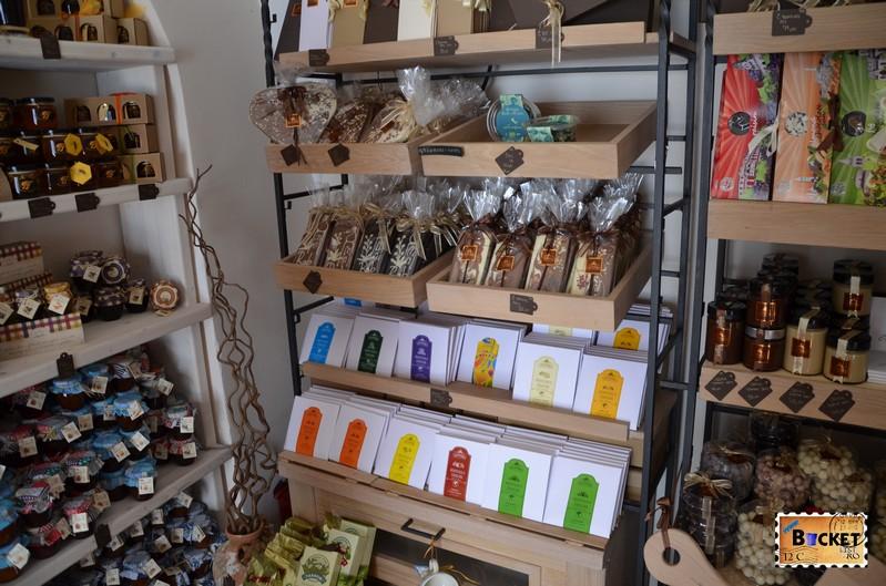 ciocolata din Rab