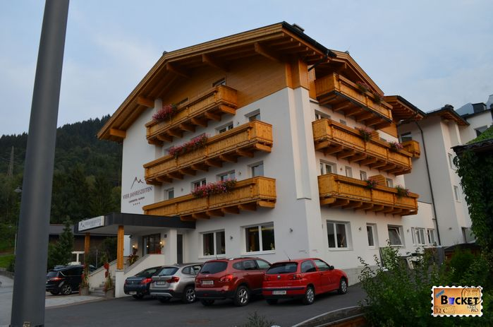 hotelul Vier Jahreszeiten din Kaprun