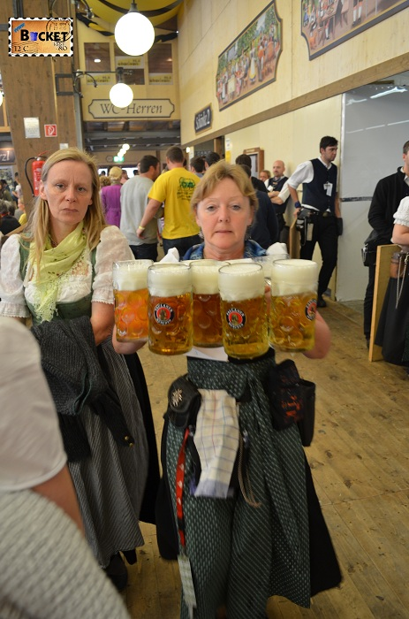 Cortul Winzerer Fähndl - Corturile de la Oktoberfest Munchen