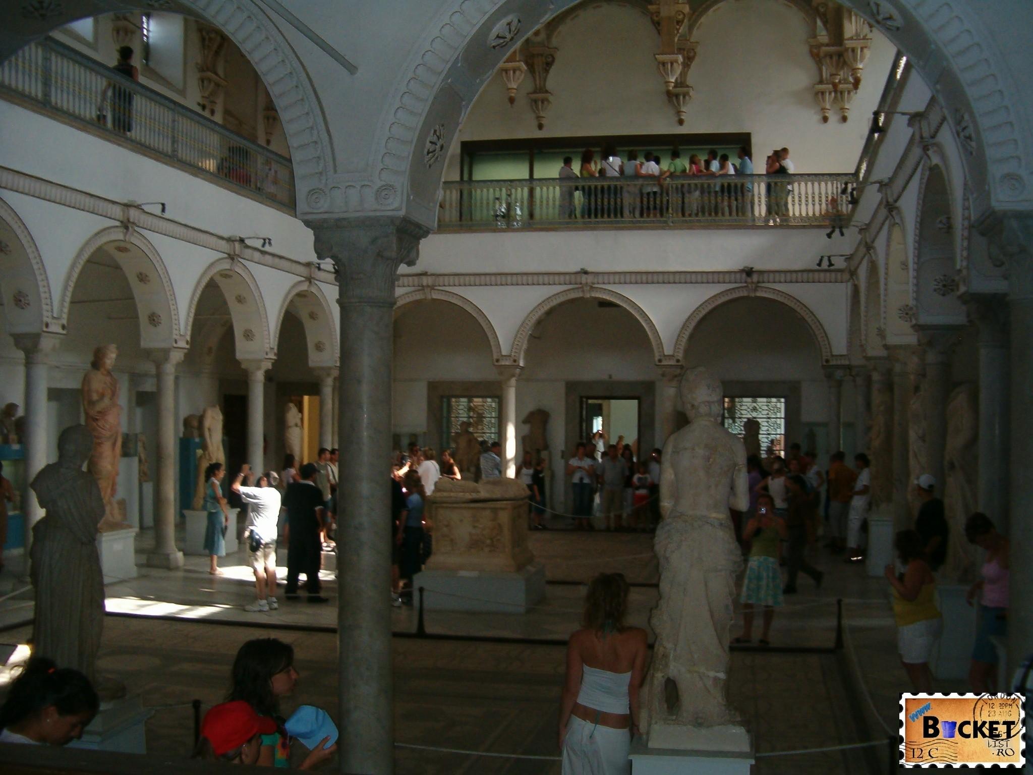 Muzeul Bardo din Tunis