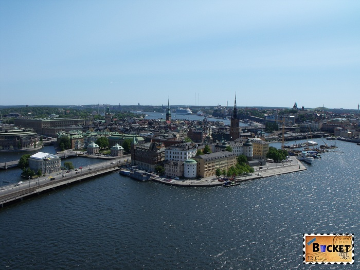 Stockholm -Suedia